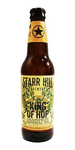 Grapefruit King of Hop Imperial IPA beer