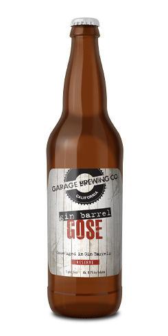 Gin Barrel Gose, Garage Brewing Co.