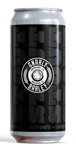 Gnarly Barley Stout, Gnarly Barley Brewing Co.