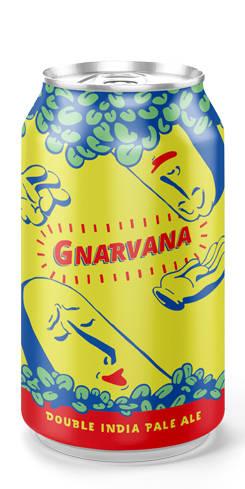 Gnarvana, Gnarly Barley Brewing