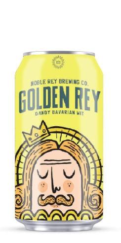 noble rey brewing witbier