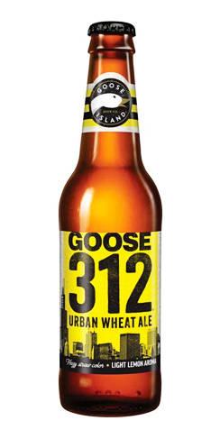 312 Urban Wheat Goose Island Beer