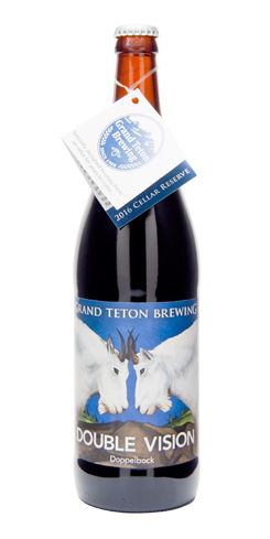 Grand Teton Beer Double Vision Doppelbock