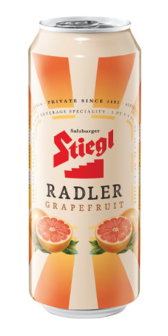 Grapefruit Radler, Stiegl