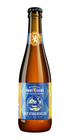 Brewery Ommegang Great Beyond Double IPA beer