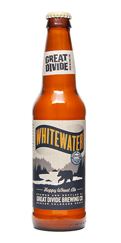 Great Divide Whitewater Beer