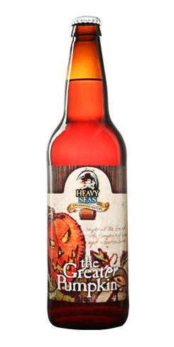 Great'er Pumpkin by HEavy Seas Beer