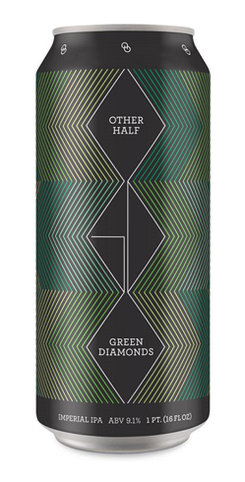 Green Diamonds Other Half Brewing IPA