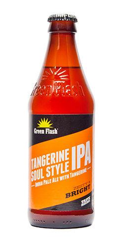 Tangerine Soul Style Green Flash Beer IPA
