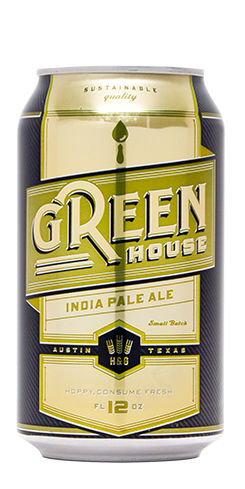 Hops and Grain Beer Greenhouse IPA