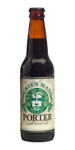 Green Man Porter Beer