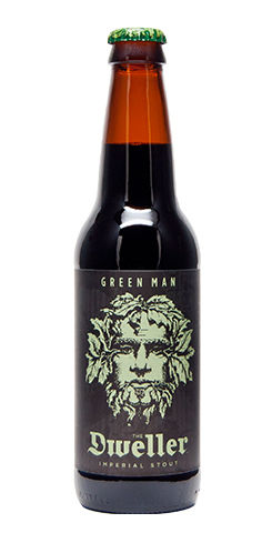 The Dweller Green Man Beer