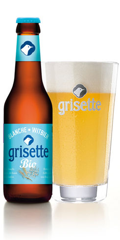 Grisette Blanche by Brasserie St-Feuillien