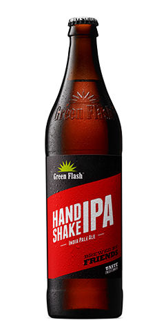 Handshake IPA Green Flash Alpine Beer