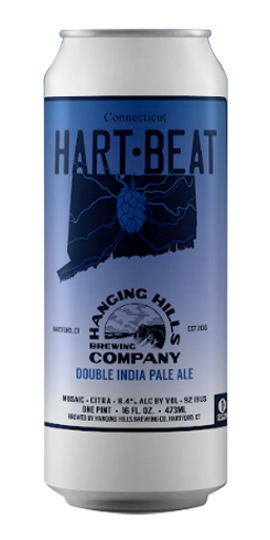 Hartbeat, Hanging Hills Brewing Co.