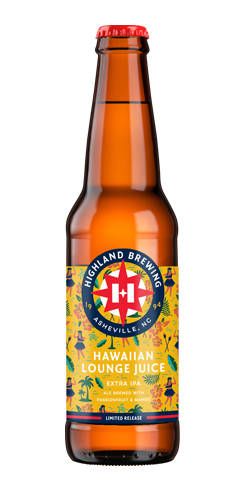 Hawaiian Lounge Juice, Highland Brewing Co.
