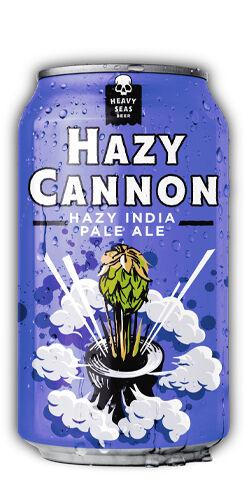 Hazy Cannon, Heavy Seas Beer