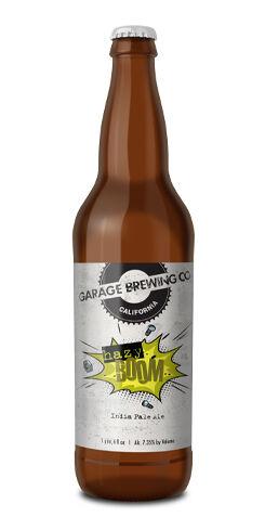 Hazy Boom, Garage Brewing Co.