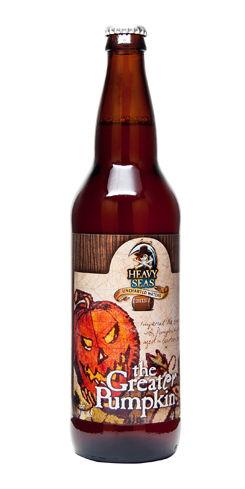 The Greater Pumpkin Heavy Seas Beer