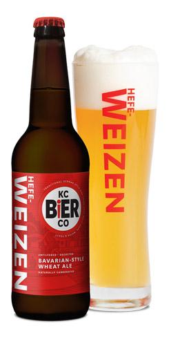 Hefeweizen, KC Bier Co.