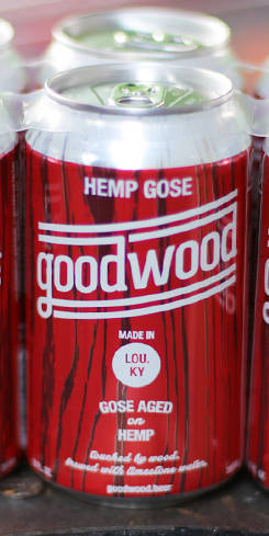 Hemp Gose, Goodwood Brewing Co.