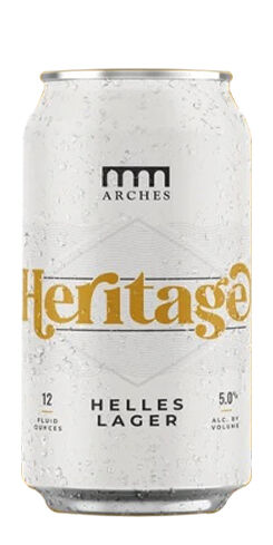 Heritage Helles, Arches Brewing