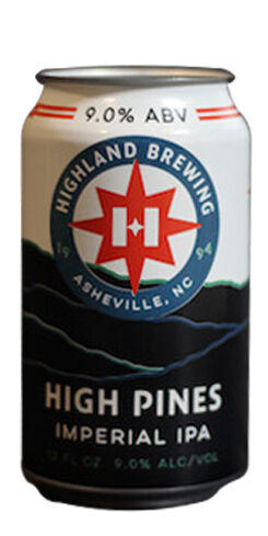 High Pines, Highland Brewing Co.