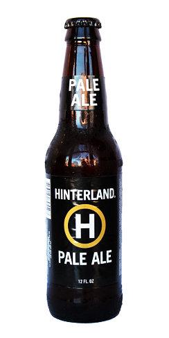 Hinterland Beer Pale Ale