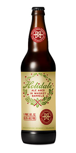 Breckenridge Holidale Beer 2015