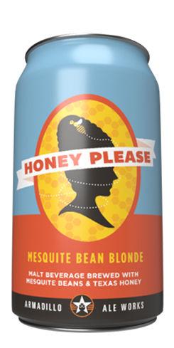 Honey Please, Armadillo Ale Works