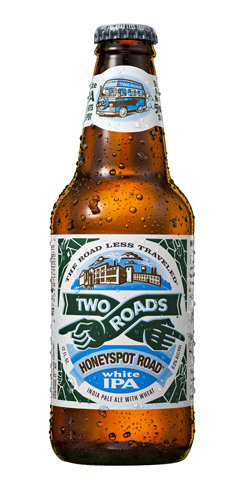 Honeyspot Road Two Roads Beer