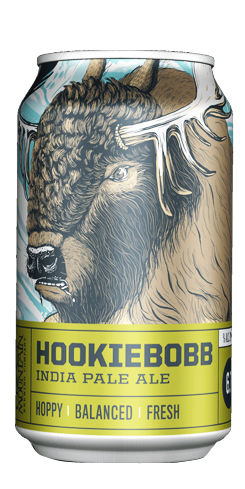 Hookiebobb IPA by Crazy Mountain Brewing Co