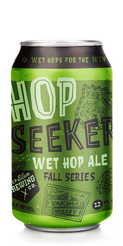 Deep Ellum Hop Seeker Beer