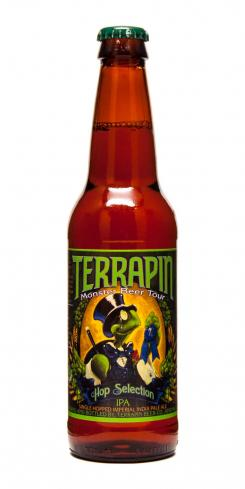 Terrapin Monster Beer Tour Hop Selection IPA