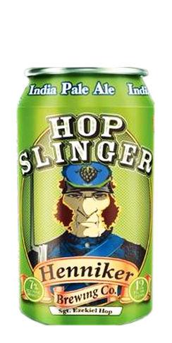 Henniker Beer Hop Slinger IPA