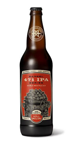 471 IPA Barrel Series Hüll Melon Breckenridge Beer