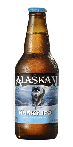 Husky IPA by Alaskan Brewing Co.