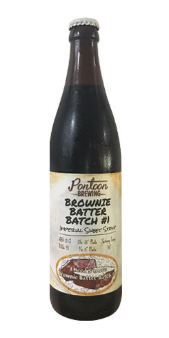 I Need S'more Brownie Batter Batch #1, Pontoon Brewing