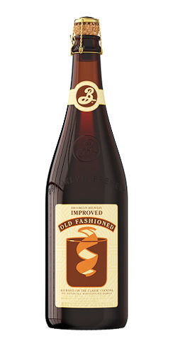 Brooklyn Brewery Improved Old Fashioned beer