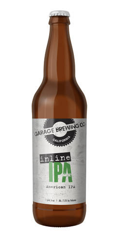 Inline IPA, Garage Brewing Co.
