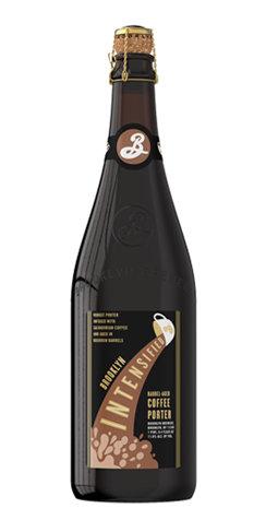 Intensified Coffee Porter Brooklyn Beer