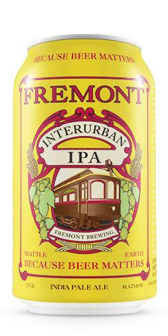 Fremont Beer Interurban IPA