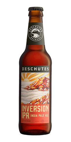 Deschutes Beer Inversion IPA