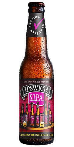 Ipswich Brewery IPA