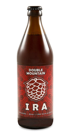 IRA Double Mountain Beer