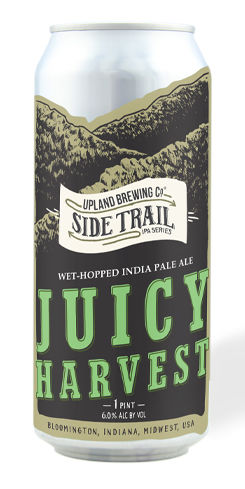 Juicy Harvest, Upland Brewing Co.