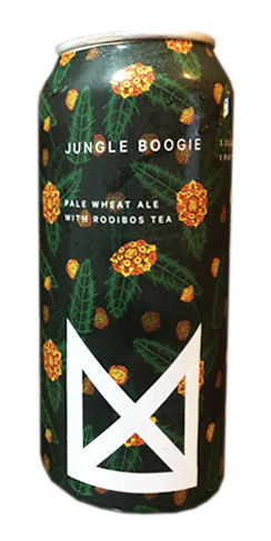 Marz Community Brewing Jungle Boogie Wheat beer