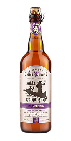 Hennepin Ommegang Brewery Saison