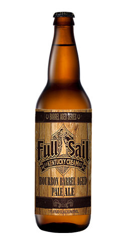 Kentucky Cream Barrel Aged Pale Ale by Full Sail Brewing Co.