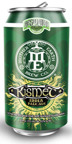 Kismet, Mother Earth Brew Co.